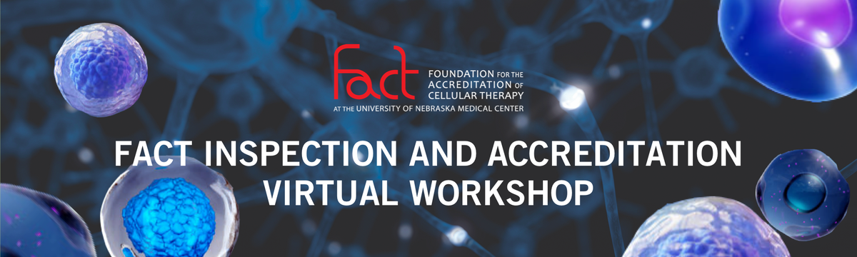 Fact Inspection and Accreditation Workshop